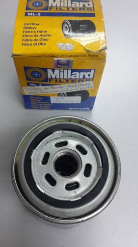 Filtro De Aceite Millard Ml-2