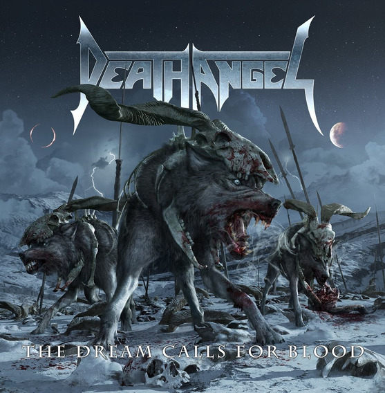 Cd : Death Angel - The Dream Calls For Blood (with Dvd, ...