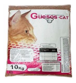 Güesos Basic Cat 10 Kg