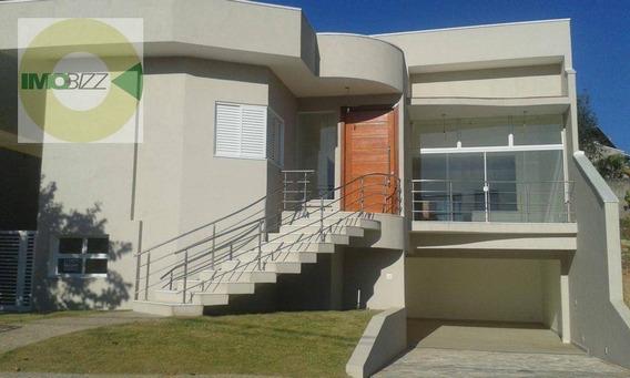 Casa Residencial À Venda, Condomínio Jardim Fiorela, Valinhos - Ca1426. - Ca1426