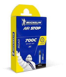 Camara Michelin Para Llanta D Bicicleta De Ruta 700x18 A 25c