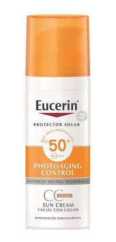 Protector Solar Eucerin Photoaging Con - mL a $1840