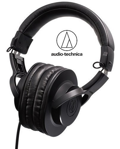 Fone Audio-technica Ath-m20x Profissional Mega Promoção