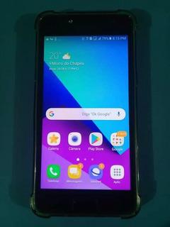 Smartphone Samsung Galaxy J2 Prime Preto Com 16gb