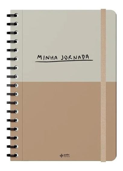 Planner Minha Jornada Colagem Thays Lessa E Juliana Luziê