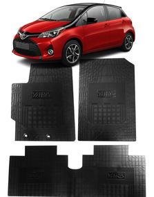 Tapete Interno Toyota Yaris 2018 Com Trava