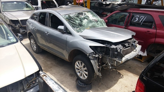Mazda Cx-7 2012.........accidentada..........yonkes
