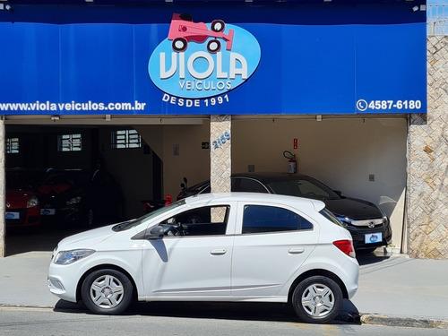 Chevrolet Onix Joy 1.0 Branco 2017