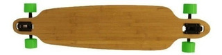 Mrt Supply Bamboo Gota A Través De Thru Longboard Skateboard