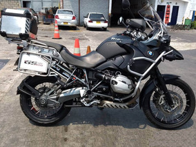 Bmw Gs Adventure Triple Black.2012