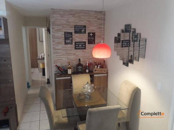 Apartamento Com 2 Dormitórios À Venda, 50 M² Por R$ 240.000 - Taquara - Rio De Janeiro/rj - Ap0247