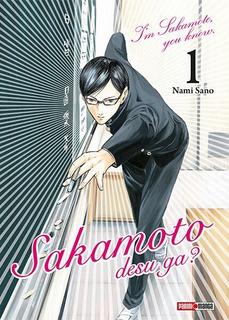 Sakamoto Desu Ga - Manga en Mercado Libre México