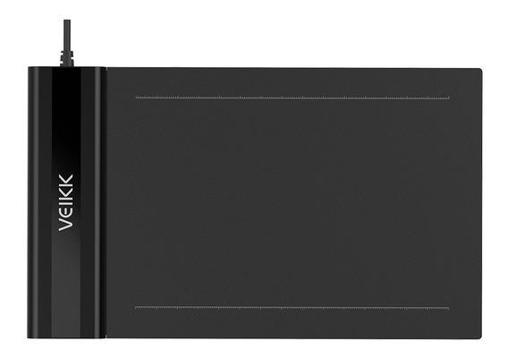 Veikk S640 Digital Tablet Desenho 6 * 4 Polegadas Caneta