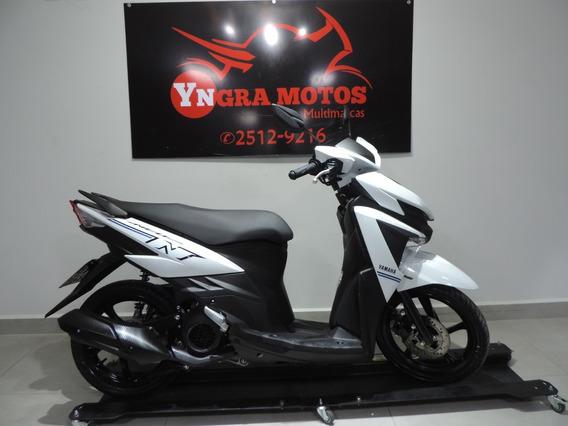 Yamaha Neo 125 2018 C/2.143 Km Rodados