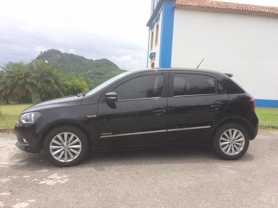 Volkswagen Gol 1.6 Vht Highine Preto 2014