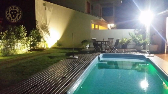 Casa Residencial À Venda, Jurerê, Florianópolis. - Ca0014