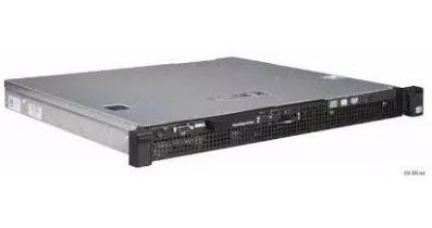 Servidor Dell Poweredge R210 Ii Hd 4tb Sata Ddr3 4gb Ram