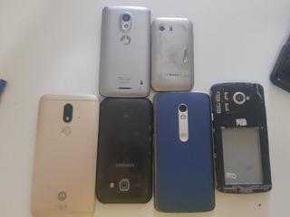 Lote Celular Moto M Positivo LG Entre Outros