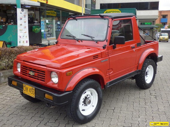 Chevrolet Samurai Carpado 4x4