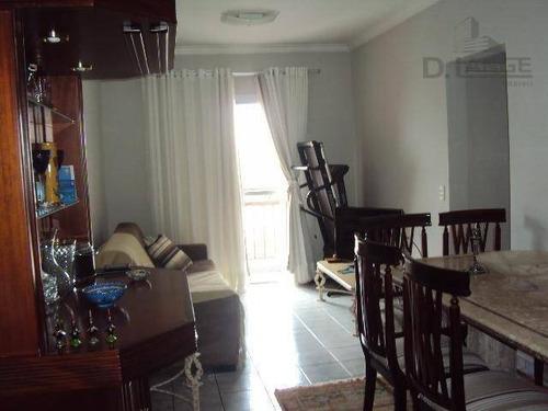 Imagem 1 de 29 de Apartamento 2 Dormitórios (suíte) - 2 Vagas De Garagem - Ap15356