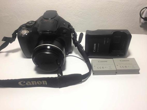 Câmera Cânon Sx40hs