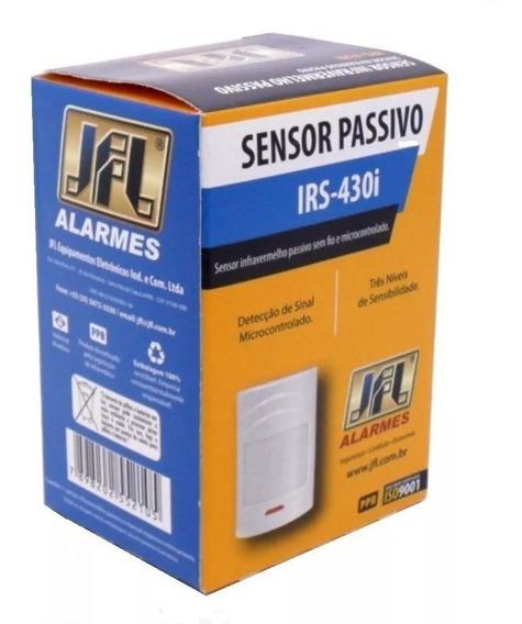 Sensor De Movimento Irs 430i Sem Fio Para Alarme Jfl