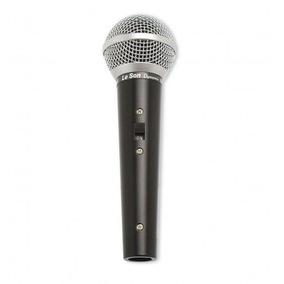 Microfone Le Son Sm 50 Vk Nota Fiscal Garantia