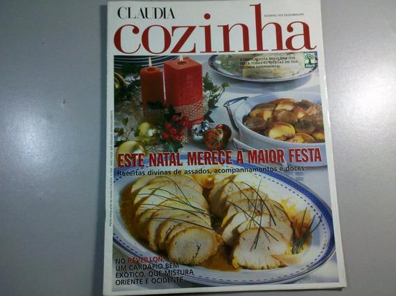 Revista Claudia Cozinha N.459 Receitas Divinas De Assados.