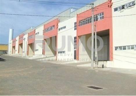Galpão Para Aluguel Em Jardim São Pedro - Ga008425