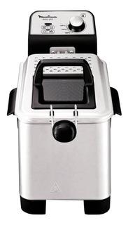 Freidora Moulinex Easy Pro plata 220V