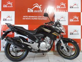 Yamaha Fazer Ys 250 Preta 2011