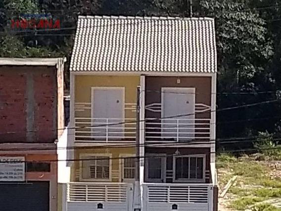 Sobrado Com 2 Dormitórios À Venda, 68 M² Por R$ 220.000,00 - Residencial Santo Antônio - Franco Da Rocha/sp - So0874