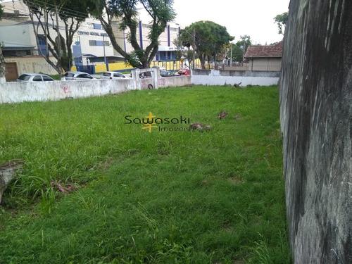 Terreno A Venda No Bairro Portão Em Curitiba - Pr.  - 5790-1