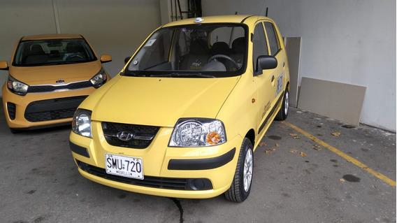 Taxi Hyundai Atos ,medellin Individual Recibo Usado O Cupo
