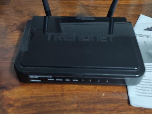 Router Trendnet N 300
