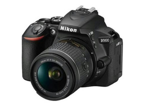 Nikon Dslr D5600 Kit Com Lente 18-55mm Ñ D5200 D5300 D5100