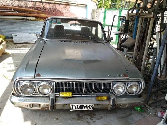 Ford Falcon De Lujo 1971