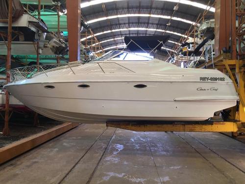 Crucero Day Cruiser Chris Craft 262 Crowne Barco Americano