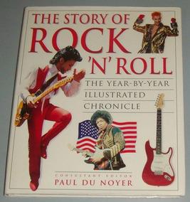 Livro The Story Of Rock n Roll ( Inglês )