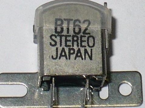 Kit Com /3cabeça Magnética Bt62 + Fita K7 Tdk A60 Lacrada