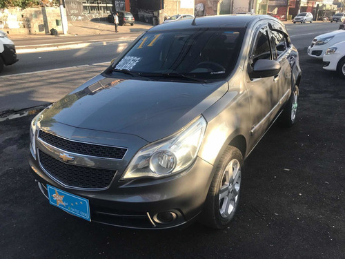 Imagem 1 de 12 de Chevrolet Agile 2011 1.4 Ltz 5p