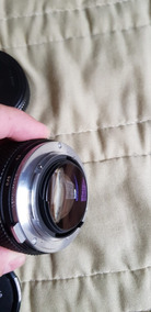 Objetiva Olympus Zuiko Om 55mm F1:1.2