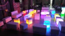 Salas Led Neon Salas Lounge,pistas Led- Organización Eventos