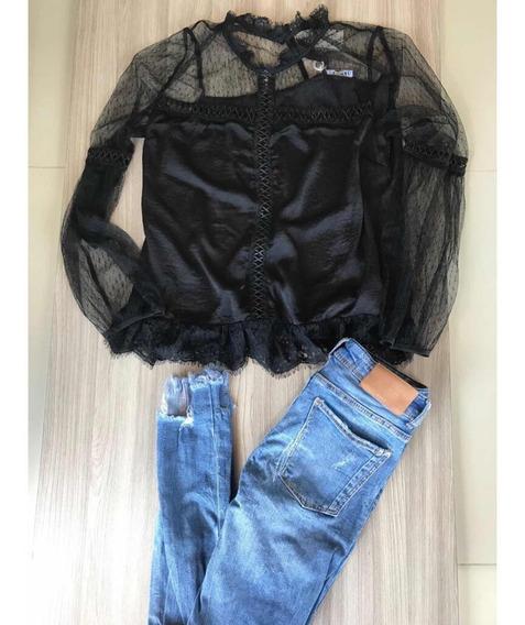 Blusas Dama Elegantes Talla S,m,l