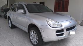Porsche Cayenne S V8 Ano 2006 R$ 65.000,00 Blindado