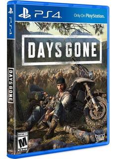 Days Gone Exclusivo Ps4 Nuevo Sellado En Español