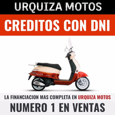 Moto Scooter Gilera Piccola 150 Vintage 0km Urquiza Motos