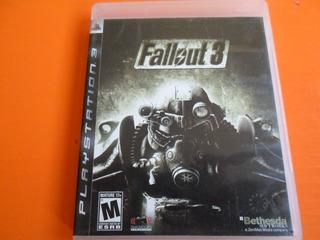Canje 1x1 Fallout 3 Ps3 Venta Envíos Caba S/cargo Dom Play