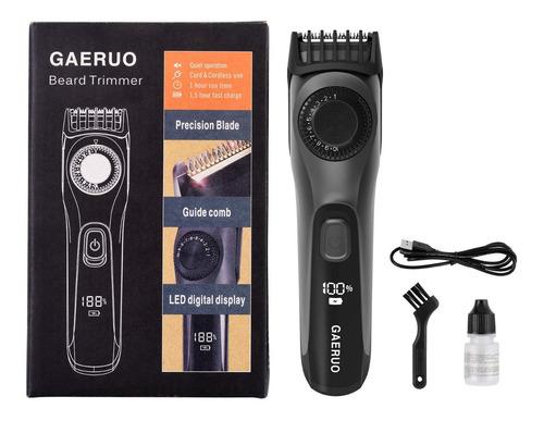 Afeitadora Rasuradora Portatil Con 19 Ajustes Integrados