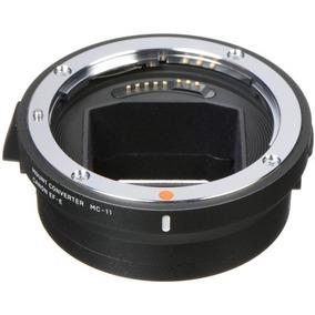 Adaptador Mc-11 Sigma P/sony Sel A Canon